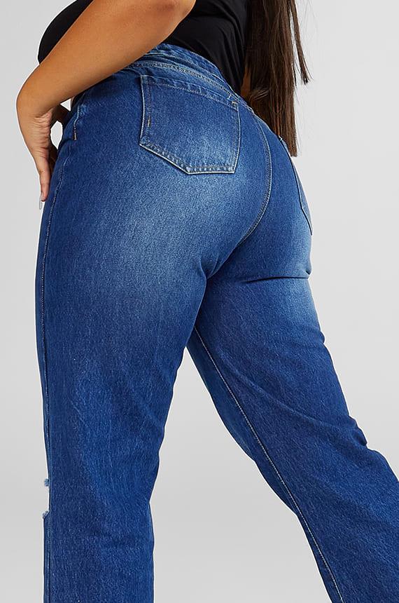 Denim Fit - Boyfriend Jeans
